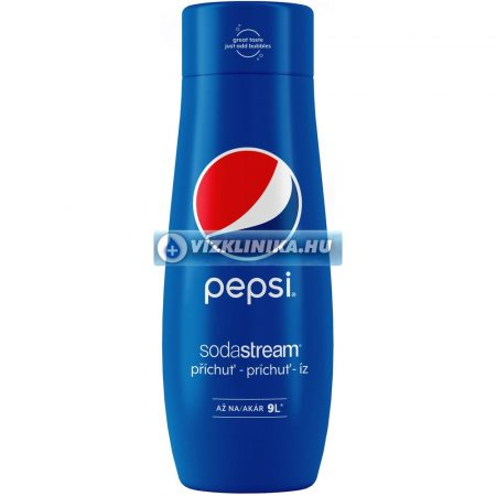 Pepsi szörp, 440 ml, SodaStream