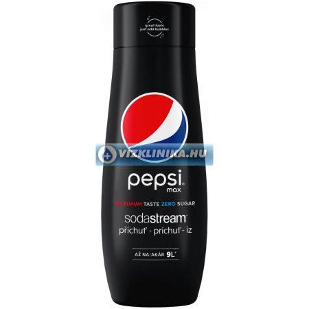 Pepsi Max szörp, 440 ml, SodaStream (cukormentes)