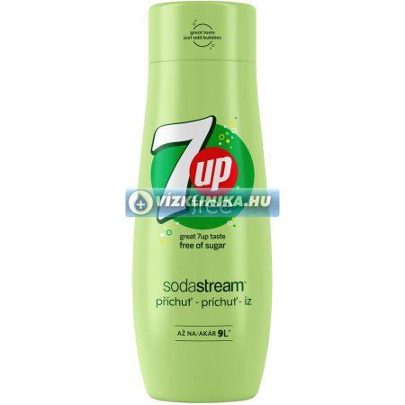 7Up Free (cukormentes) szörp, 440 ml, SodaStream