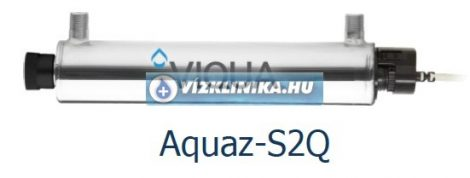 Aquazone S2Q UV csírátlanító lámpa