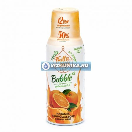 FruttaMax Bubble12 Narancs