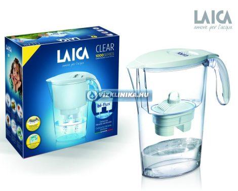 LAICA CLEAR LINE vízszűrő kancsó (több színben)