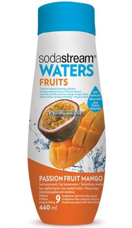WATERS FRUITS Marakuja/Mangó szörp 440 ml