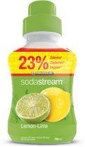 Citrom-Lime szörp 750 ml