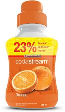 Narancs szörp 750 ml