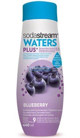 WATERS PLUS Áfonya szörp 440 ml