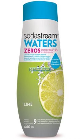 WATERS ZEROS Lime szörp 440 ml