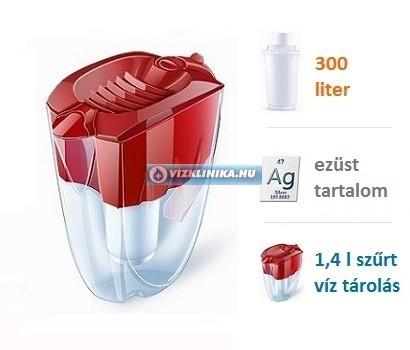 Aquaphor Prestige víztisztító kancsó, 2,8/1,4 liter