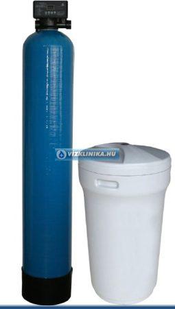 BlueSoft 240V mennyiségvezérelt egyoszlopos vízlágyító