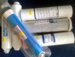 Víztisztítók szűrői, szűrőbetét, RO membrán, lúgosító, energetizáló, UV