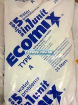 Ecomix-A vízlágyító, ammónia-, vas- és mangán szűrő töltet, 1 zsák (25 liter)