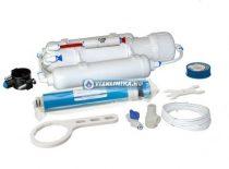 Economy Water RO-AQUARIUM fordított ozmózis rendszerű mobil víztisztító
