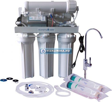Economy Water RO-Traditional 200GPD átfolyós, tartály nélküli víztisztító