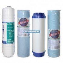 Economy Water 4 lépcsős víztisztító szűrőkészlete