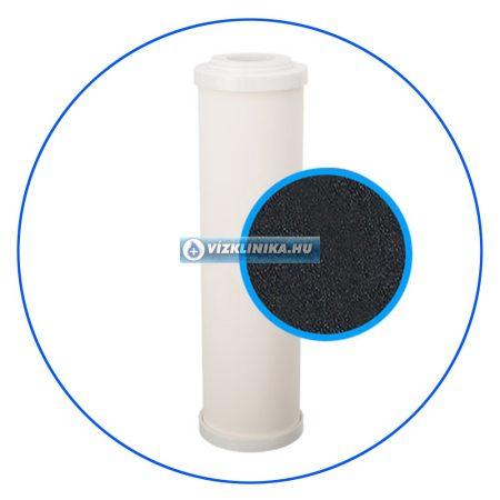Kerámia szűrőbetét aktívszénnel töltve, 0,3 mikron, Aquafilter