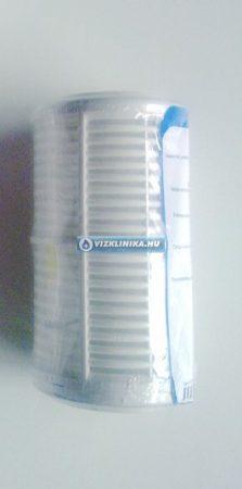 """Mosható, műanyag hálós szűrőbetét, 80 mikronos, 5x2,5"""" méret"""