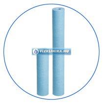 """Antibakteriális vízszűrő betét, 10x2,5"""", PP, Aquafilter"""