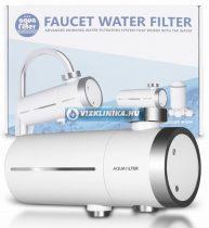 Aquafilter ultra- és aktívszén szűrős csapszűrő