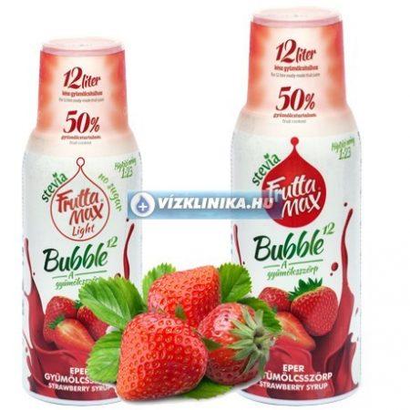 FruttaMax Bubble12 Eper
