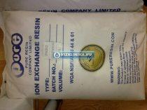 Nitrát szűrő gyanta, 1 zsák, 25 liter