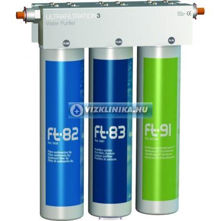 Puricom FT-Line3 beépíthető víztisztító