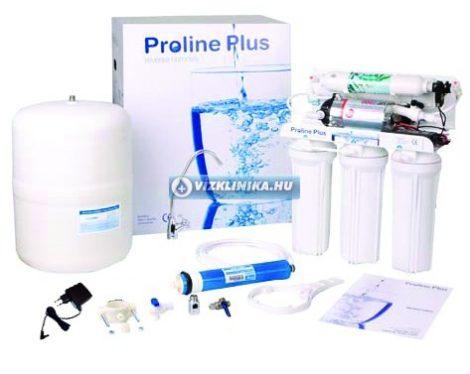 Proline Plus nyomásfokozós fordított ozmózis rendszerű víztisztító