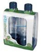 SodaStream Grey Duo 2 darabos szürke palackcsomag